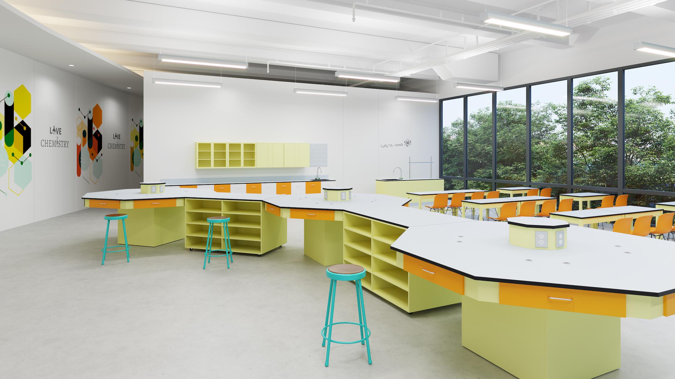 教育/实验室